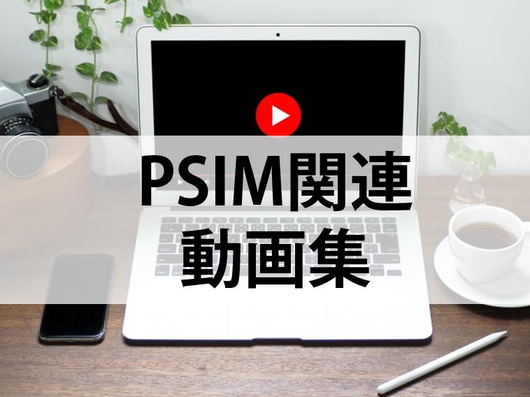 PSIM関連動画 リンク集